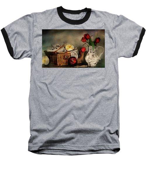 Basket And All Baseball T-Shirt