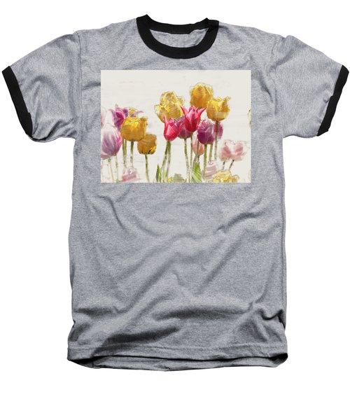 Tulipe Baseball T-Shirt