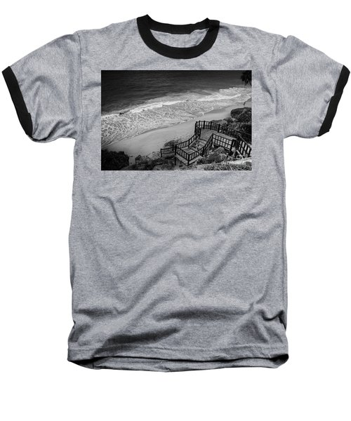 Tulum Beach Baseball T-Shirt