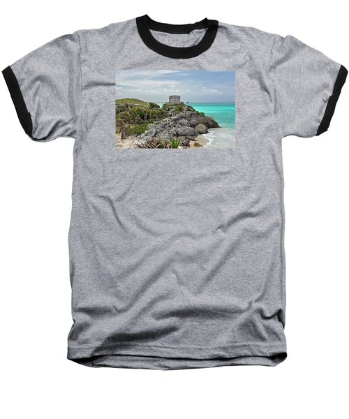 Tulum Mexico Baseball T-Shirt