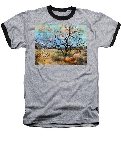 Tumbleweeds Baseball T-Shirt