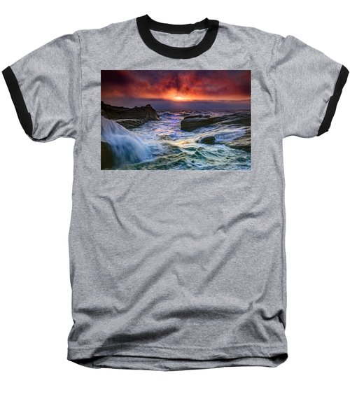 Tumult Baseball T-Shirt