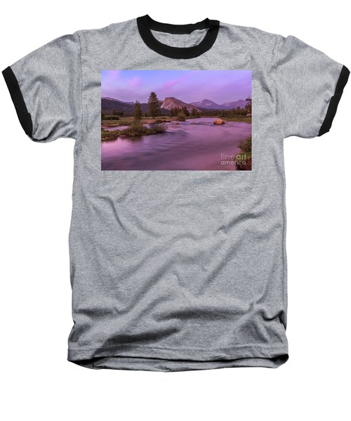 Tuolumne Meadow Baseball T-Shirt