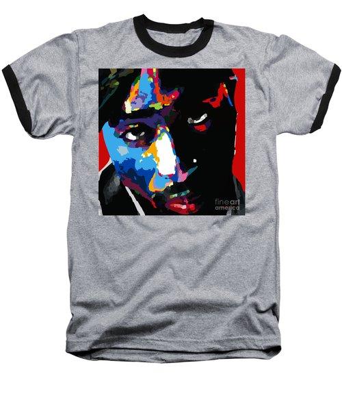 Tupac Shakur Baseball T-Shirt