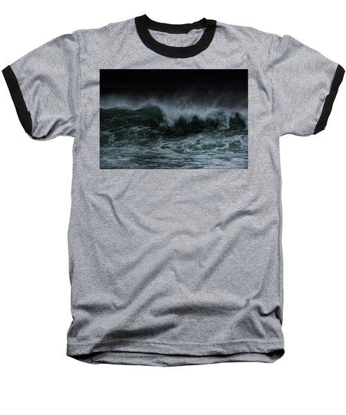 Turbulence Baseball T-Shirt