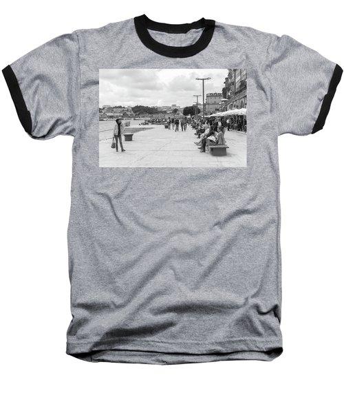 Tourism Baseball T-Shirt