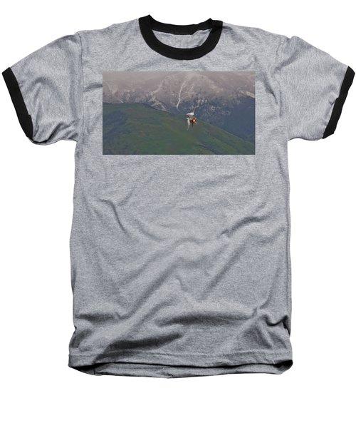 Turn And Burn Baseball T-Shirt