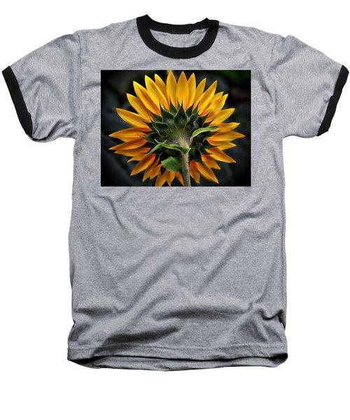 Turn Around In Time Baseball T-Shirt