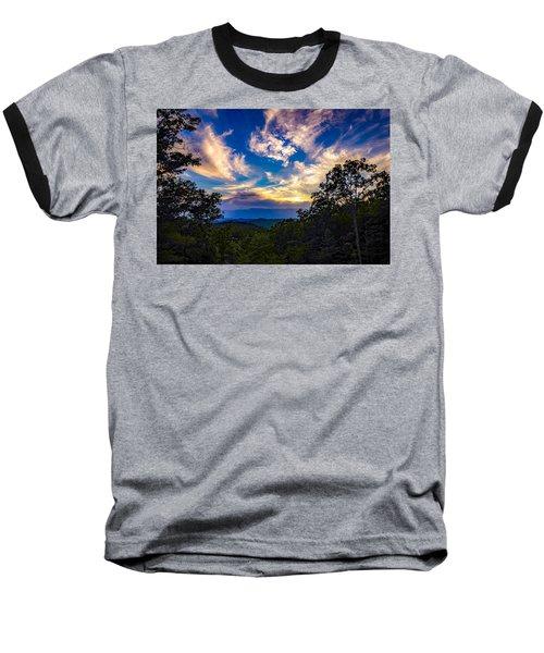 Turn Down The Lights. Baseball T-Shirt