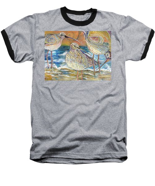 Turning Of The Tides Baseball T-Shirt