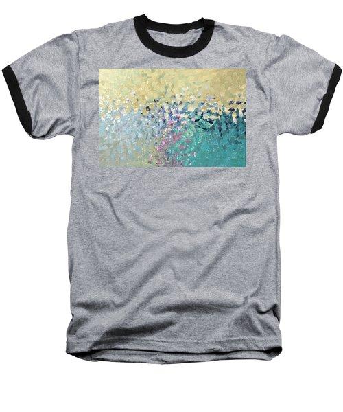 Turn Pain Into Purpose. Luke 8 39 Baseball T-Shirt by Mark Lawrence