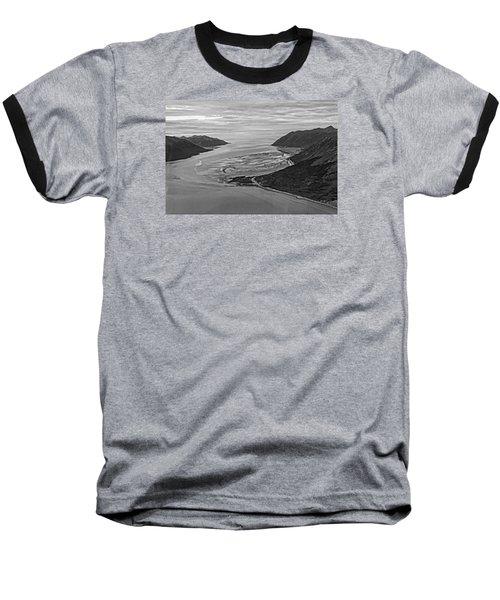 Turnagain Arm Alaska Baseball T-Shirt