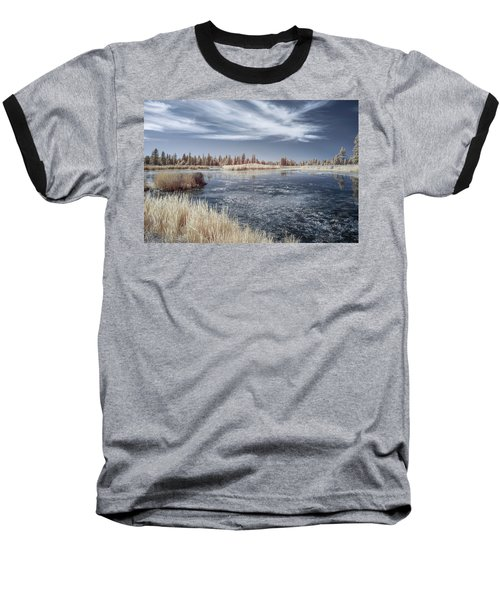 Turnbull Waters Baseball T-Shirt by Jon Glaser