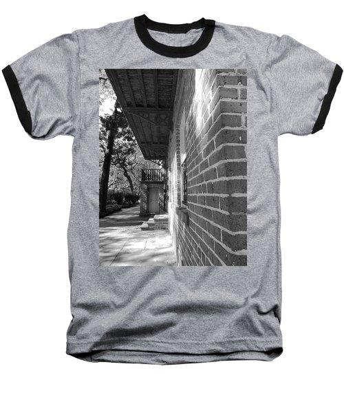 Turning A Savannah Corner Baseball T-Shirt