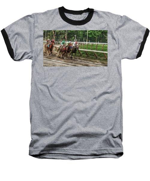 Turning The Mud Baseball T-Shirt