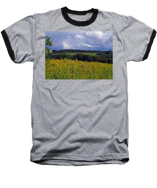 Turning The Page Baseball T-Shirt