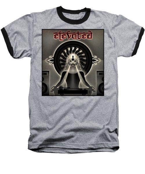 Turntable Guru Baseball T-Shirt