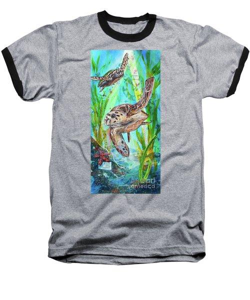 Turtle Cove Baseball T-Shirt