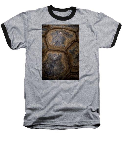 Turtle Shell Baseball T-Shirt