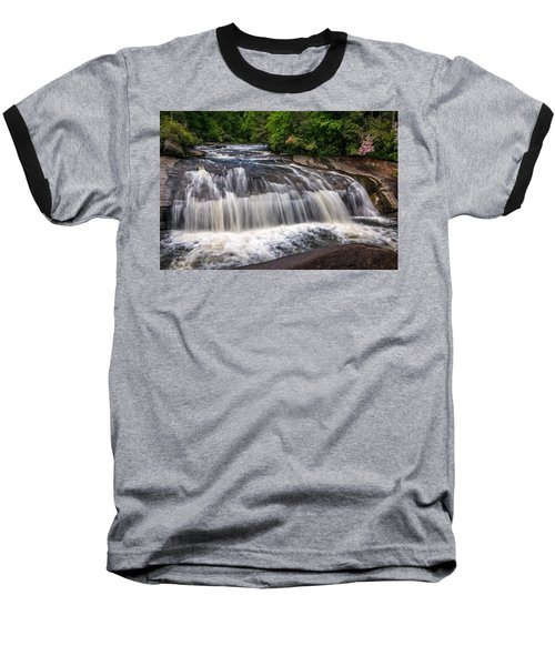 Turtleback Falls Baseball T-Shirt