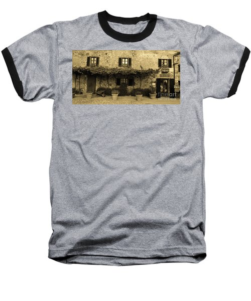 Tuscan Village Baseball T-Shirt