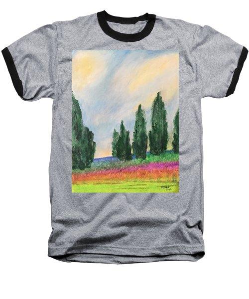 Tuscany Dream Baseball T-Shirt