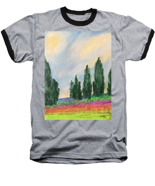 Tuscany Dream Baseball T-Shirt