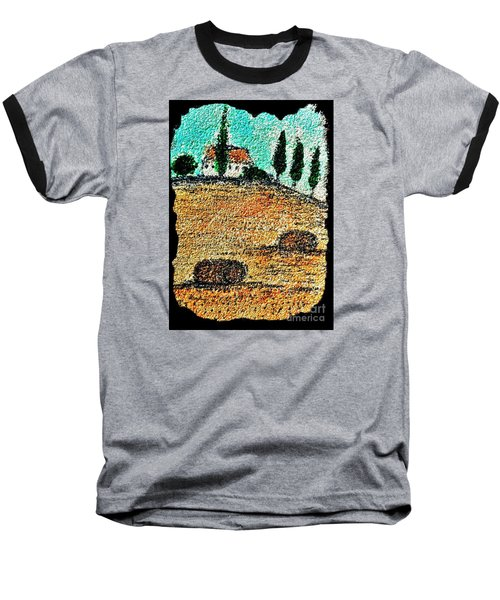 Tuscany  Baseball T-Shirt