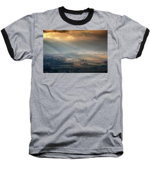 Tuscany Valley  Baseball T-Shirt