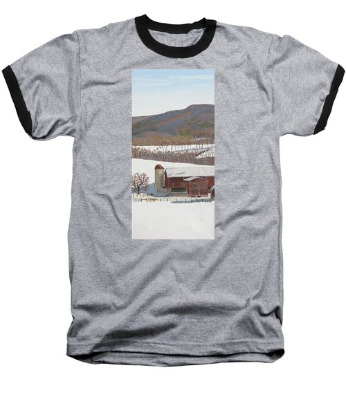 Tussey Mountain View Baseball T-Shirt