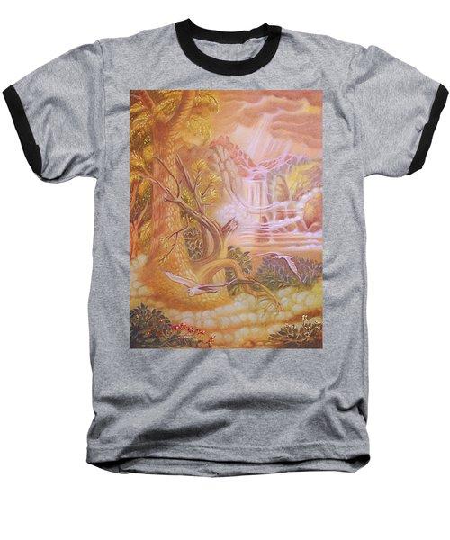Twain Baseball T-Shirt