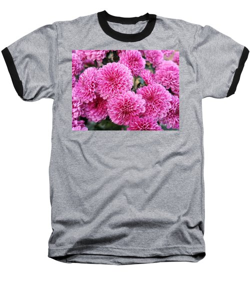 Tweetsie Trail Mums Baseball T-Shirt