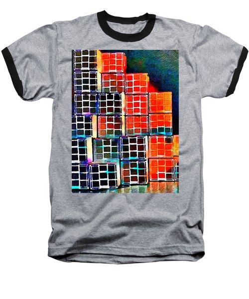 Twenty Four Boxes Baseball T-Shirt