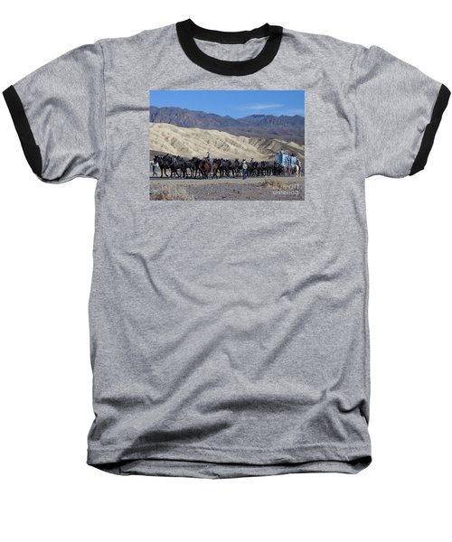 Baseball T-Shirt featuring the photograph Twenty Mule Teams by Ivete Basso Photography