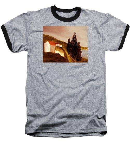 Twilight Baseball T-Shirt by Bill OConnor