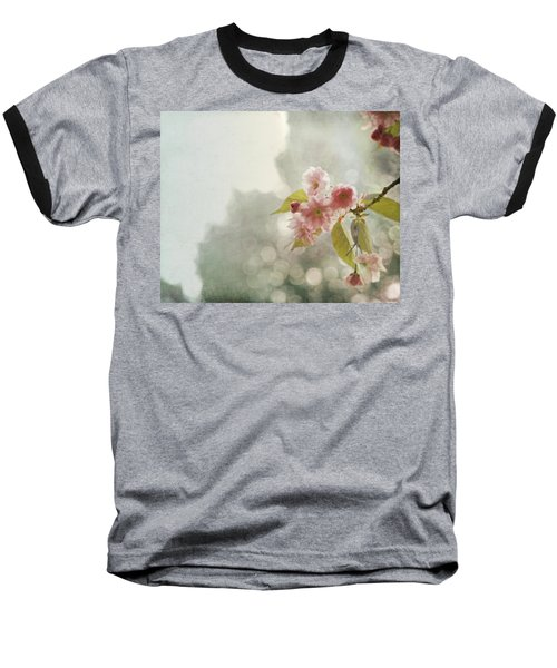 Twilight In The Garden Baseball T-Shirt