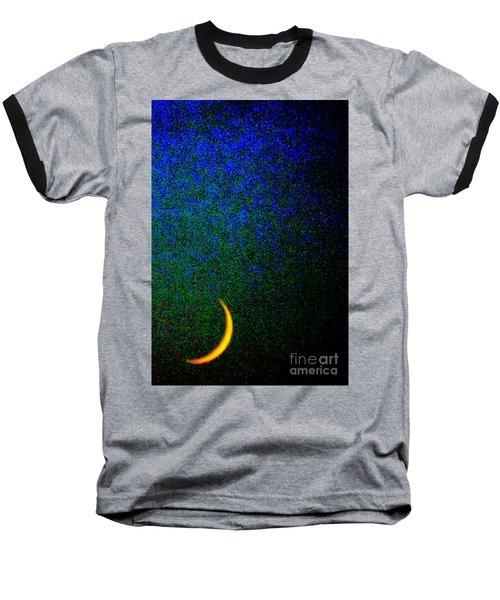 Cornicopial Cresent Moon  Baseball T-Shirt