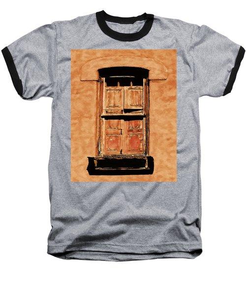 Twilight On Galisteo Baseball T-Shirt
