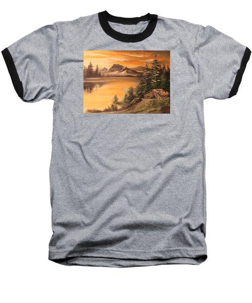Twilight Baseball T-Shirt by Remegio Onia