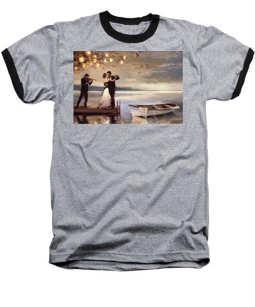 Twilight Romance Baseball T-Shirt