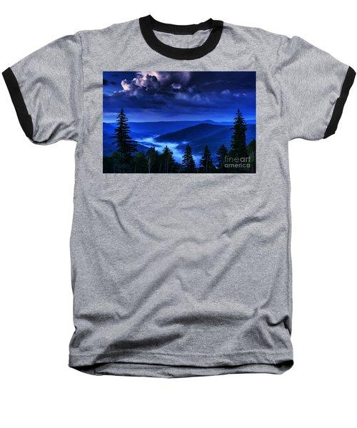 Twilight Thunderhead Baseball T-Shirt