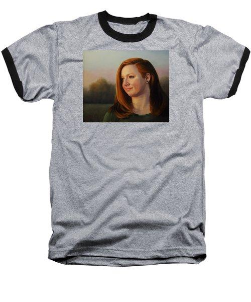 Twilight's Approach Baseball T-Shirt