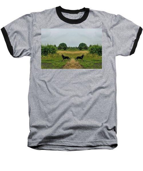 Twin Guards Baseball T-Shirt