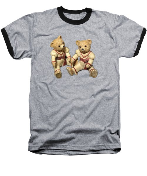 Twin Hagara Bears Baseball T-Shirt