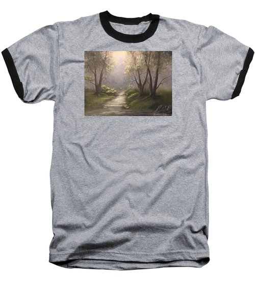 Twin Oaks  Baseball T-Shirt