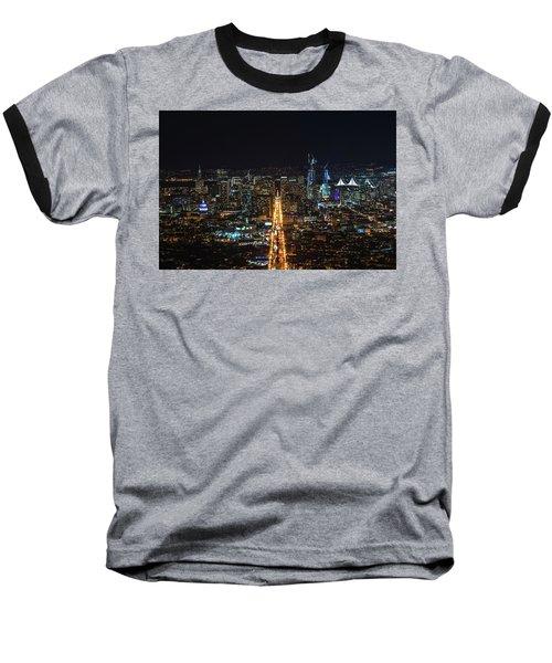 Twin Peaks Baseball T-Shirt