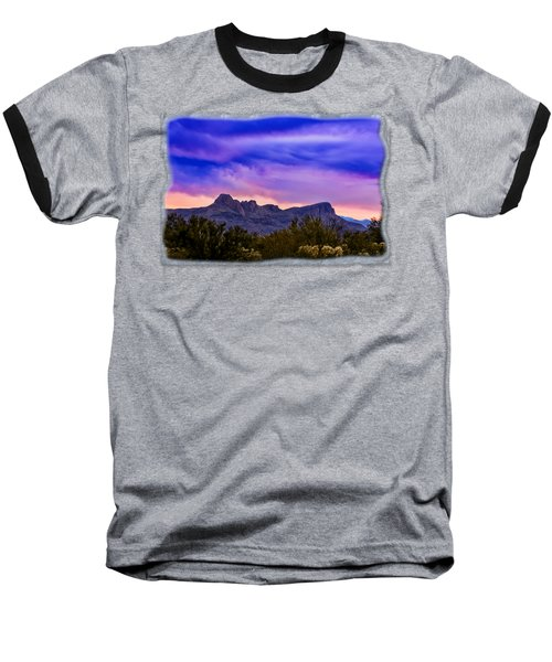 Twin Peaks H30 Baseball T-Shirt by Mark Myhaver
