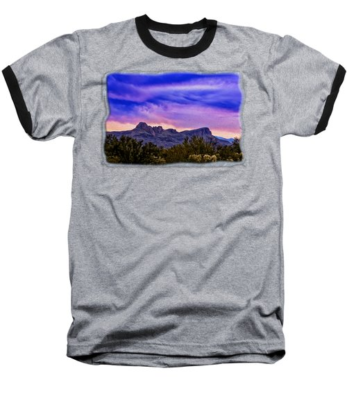 Twin Peaks H31 Baseball T-Shirt by Mark Myhaver