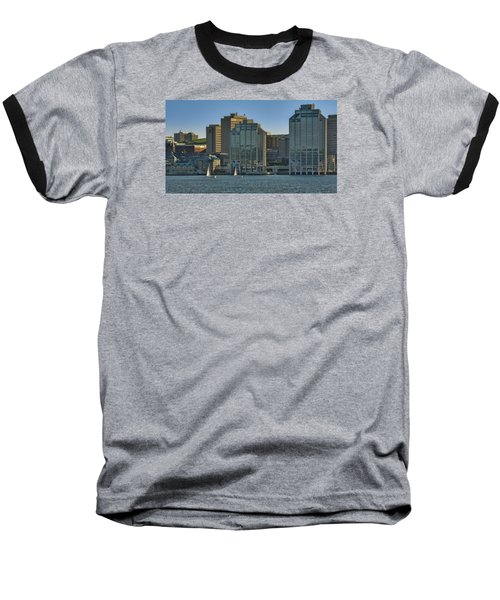 Twin Purdy Towers Of Halifax Baseball T-Shirt