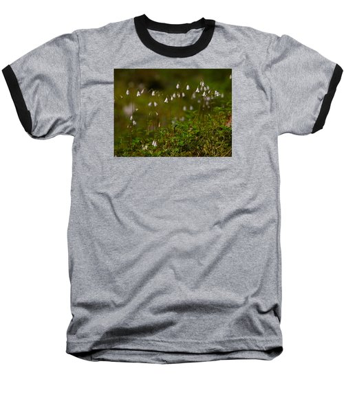 Twinflower Baseball T-Shirt
